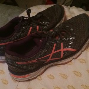 ASIC running shoes